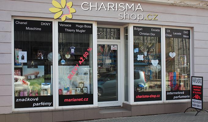 Parfumerie Charisma-shop.cz